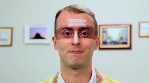 Rafucko em um de seus vídeos